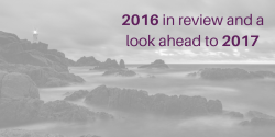 Alex Picot Trust's 2016 year in review and a look ahead to a new year and new rules