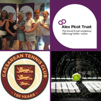 Partnership serves up another successful team tennis league