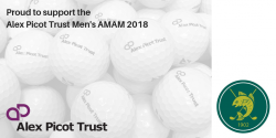 Alex Picot Trust Men's AMAM 2018