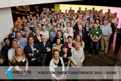 Alex Picot Trust attend Kreston European Conference in Rome
